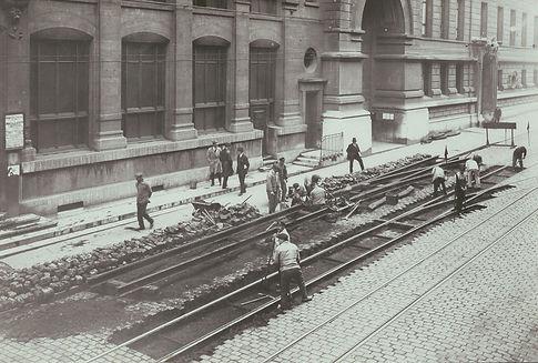 Saint-Etienne travaux tramway maintenance préfecture