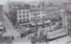 saint etienne tramway place du peuple