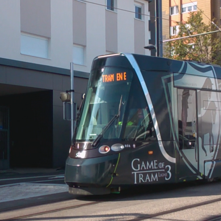 Rames CAF pelliculées #5: Game of Tram