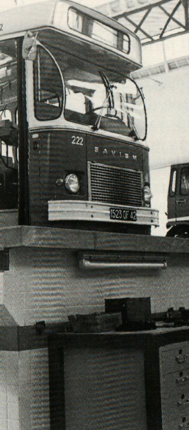 Autobus Transparc Copel