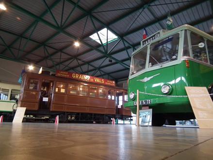 Musée des Transports Urbains Saint-Etienne