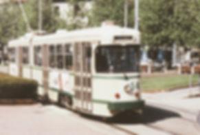 Tramway PCC Saint-Etienne rticulé