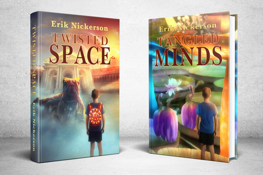 Twisted Space & Tangled Minds