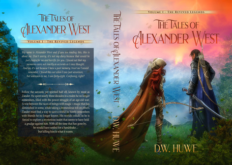 The Tales of Alexander West