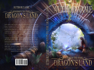 Journey to the Dragon's Land work proces