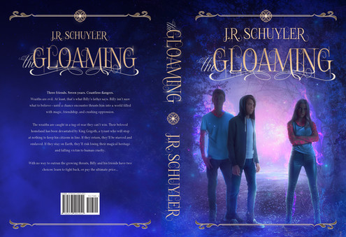 The Gloaming by J.R. Schuyler