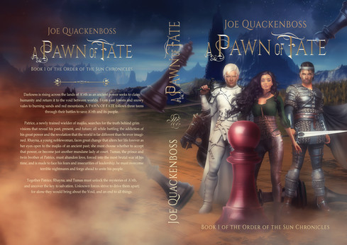 """""""A Pawn of Fate"""""""