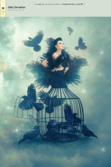 In cage - Daily Deviation