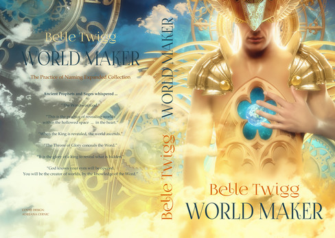 """""""World Maker"""" by author Belle Twigg"""