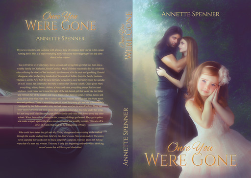 Once You Were Gone by Annette Spenner