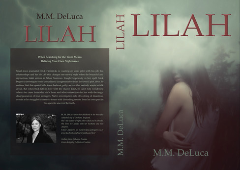 Lilah by M.M. DeLuca