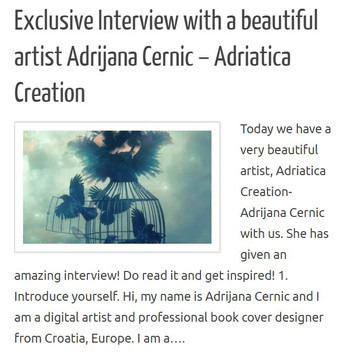 Interview for Photoshop Inspire
