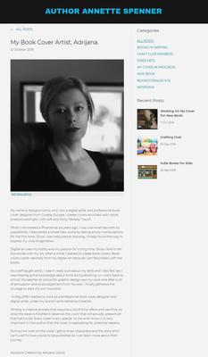 Annette Spenner's Blog