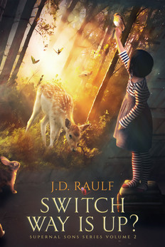 """Switch way is up?"" by J.D. Raulf"
