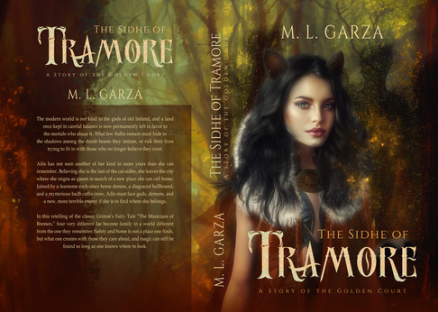 The Sidhe of Tramore by M. L. Garza