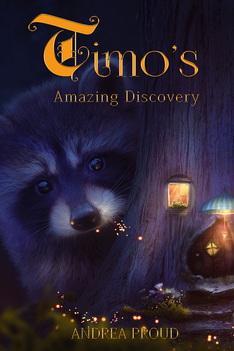 Timo's amazing discovery by Andrea Proud
