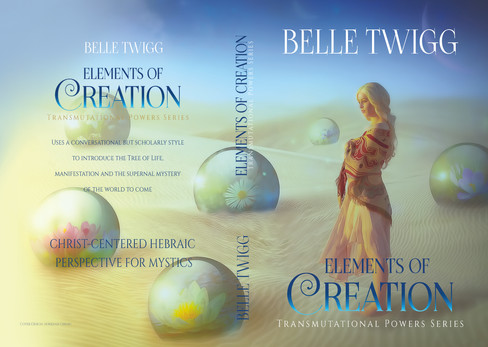 "Transmutational Power Series: ""Elements of Creation"" by Belle Twigg"