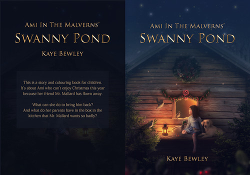 Ami in the Malverns: Swanny Pond by Kaye Bewley