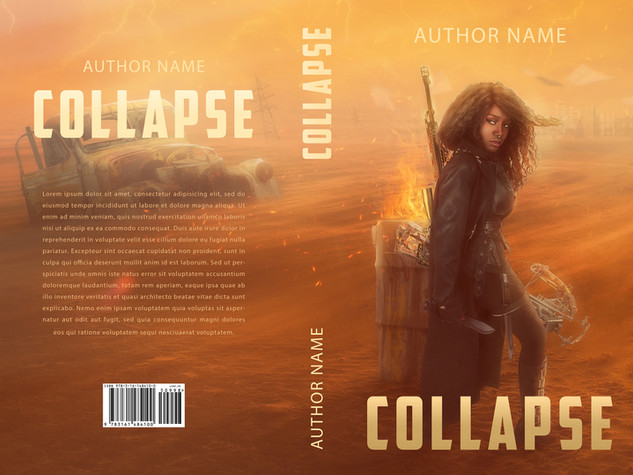 COLLAPSE book cover creation.mp4