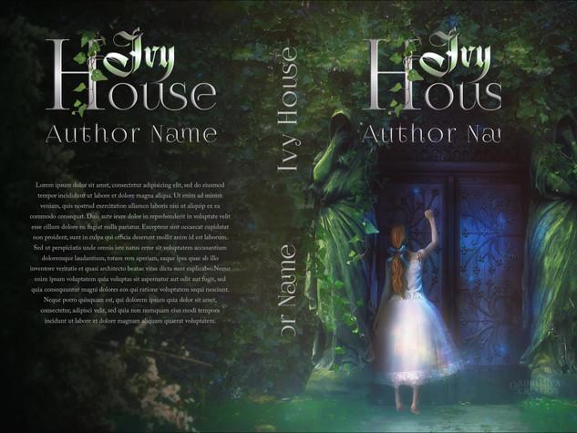 """Ivy House"" work process"