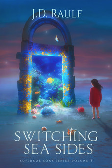 """""""Switching Sea Side"""" by J.D. Raulf"""