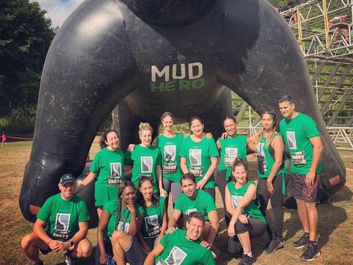 Annual Smile Solutions Team Mud Run!