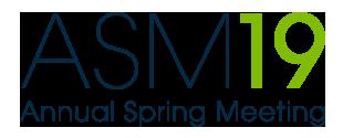 ASM19 Annual Spring Meeting