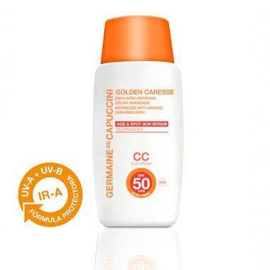Sun CC Cream Emulsion SPF 50