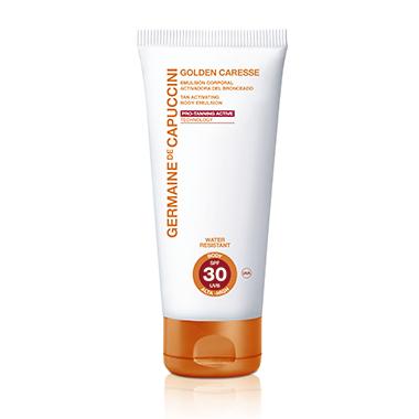 Tan Activating Body Emulsion SPF30