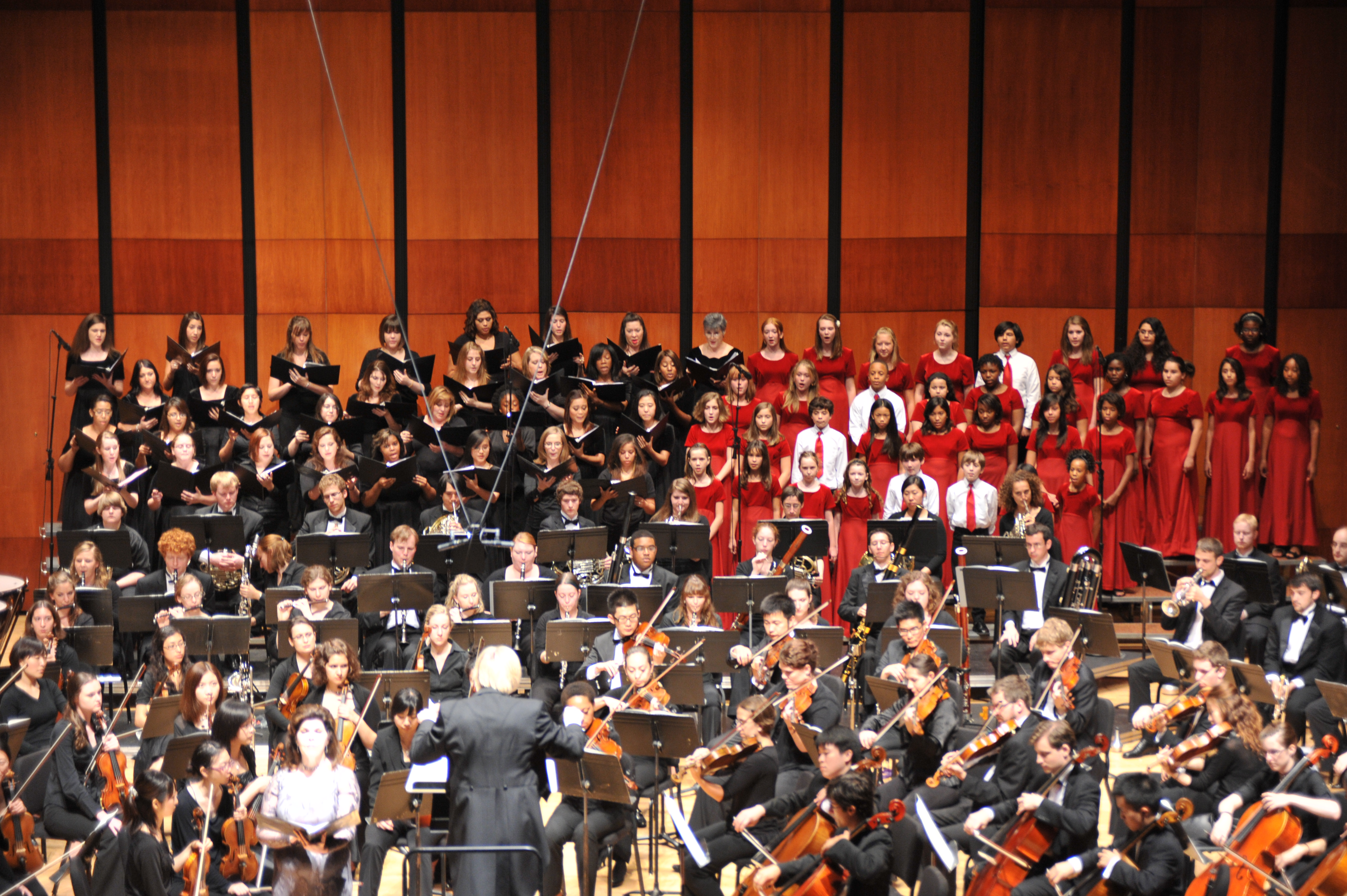 PERFORMING IN MAHLER'S 3RD