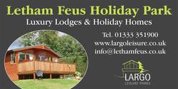 Letham Feus sign