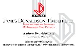 Donaldson Card