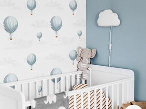 Cameretta per neonato unisex - idee di arredo