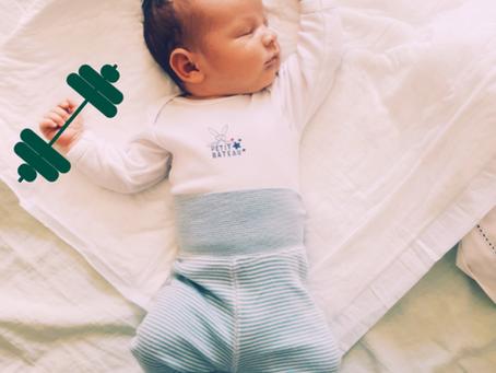 Diario di un neonato - settimana 2