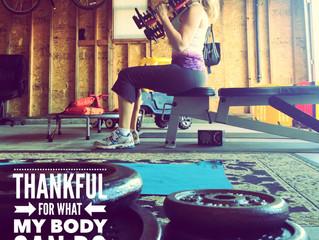 Faith & Fitness: Phil. 4:13