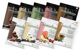Shakeology packets