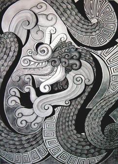 Curly Dragon