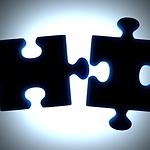2 puzzelstukjes