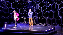 CONSTELLATIONS 2018 Hudson Stage