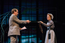 Holmes And Watson by Jeffrey Hatcher, directed by Mark Shanahan, Alley Theatre11