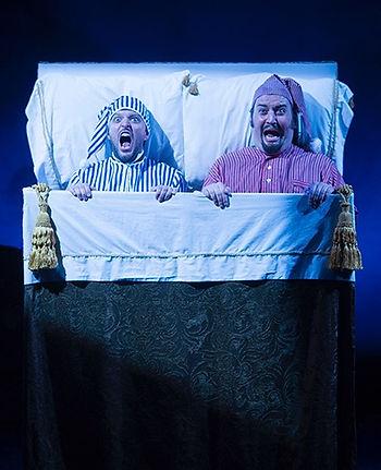 Mark Shanahan Theatre Baskervilles Pacek Bruce Warren Hangar Nicholson