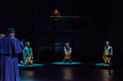 Holmes And Watson by Jeffrey Hatcher, directed by Mark Shanahan, Alley Theatre26