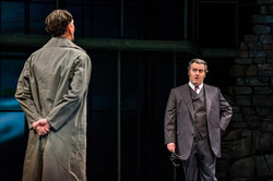 Holmes And Watson by Jeffrey Hatcher, directed by Mark Shanahan, Alley Theatre31