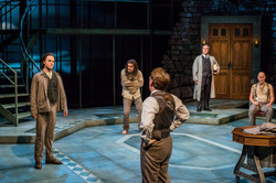 Holmes And Watson by Jeffrey Hatcher, directed by Mark Shanahan, Alley Theatre24