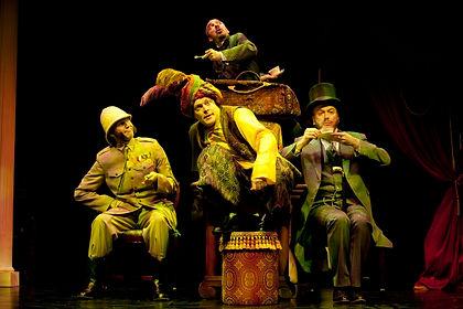 Mark Shanahan Mark Brown Jules Verne 80 Days Phileas Fogg
