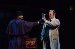 Holmes And Watson by Jeffrey Hatcher, directed by Mark Shanahan, Alley Theatre9