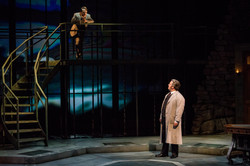 Holmes And Watson by Jeffrey Hatcher, directed by Mark Shanahan, Alley Theatre10