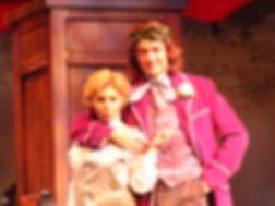 Mark Shanahan Jen Waldman Marcia Milgrom Dodge Sherlock Holmes Oscar Wilde Bosie