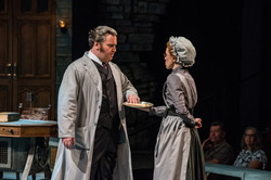 Holmes And Watson by Jeffrey Hatcher, directed by Mark Shanahan, Alley Theatre3