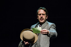 Holmes And Watson by Jeffrey Hatcher, directed by Mark Shanahan, Alley Theatre1
